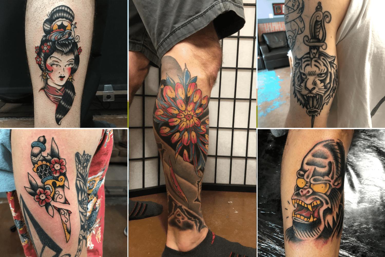 Ivan Kapusta | Tattoo portfolio | Tempe, AZ
